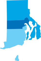 RI State Map